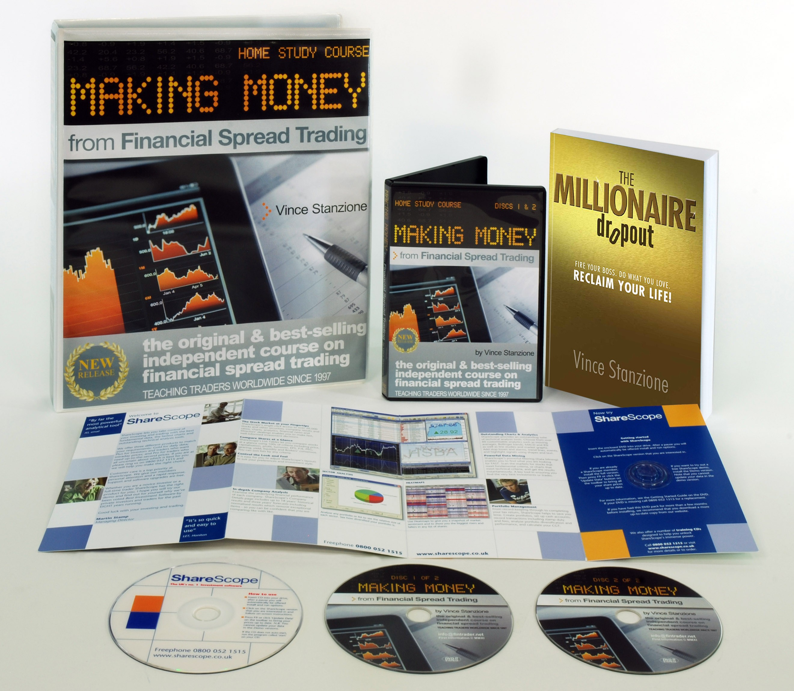 The Beginner's Guide to Financial Spread Betting: Step-by-step instructions and winning strategies Vince Stanzione Ig Index
