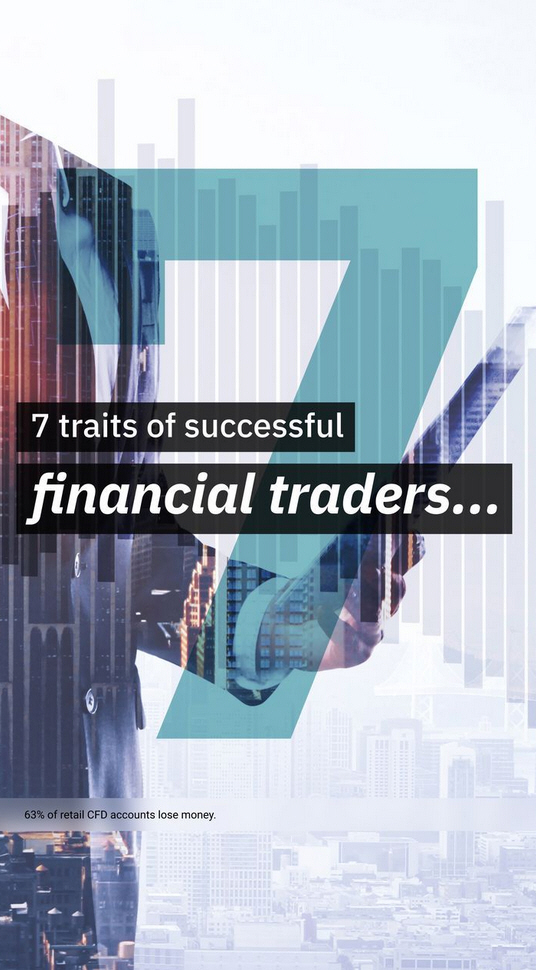 Vince Stanzione 7 Traits of Successful financial traders